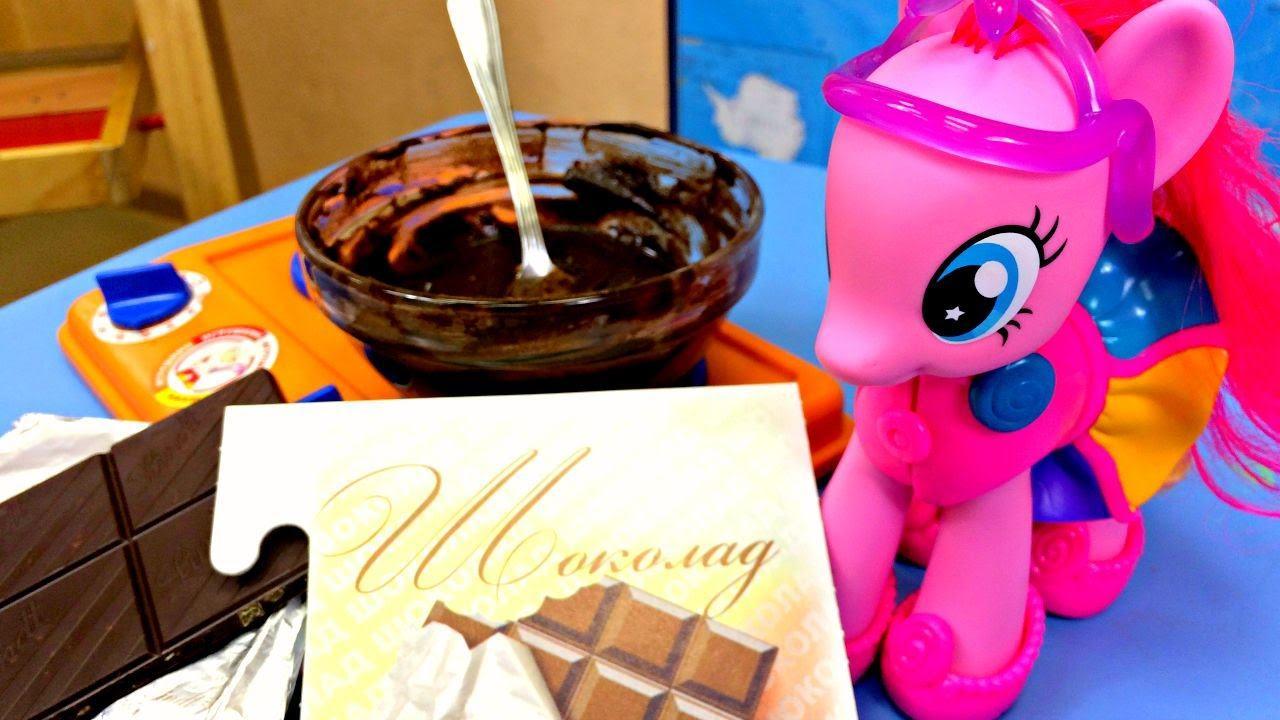 Мастер-класс по шоколадоварению